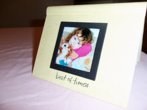 """""""Best of times"""" mini album from my aunt"""
