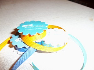 Jo-Ann Craft Essentials ribbons