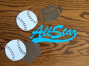 Sports Cricut designs