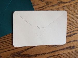 Envelope Cricut design