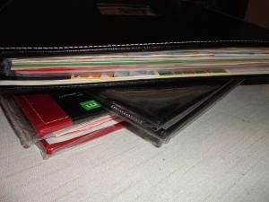 scrapbook stack